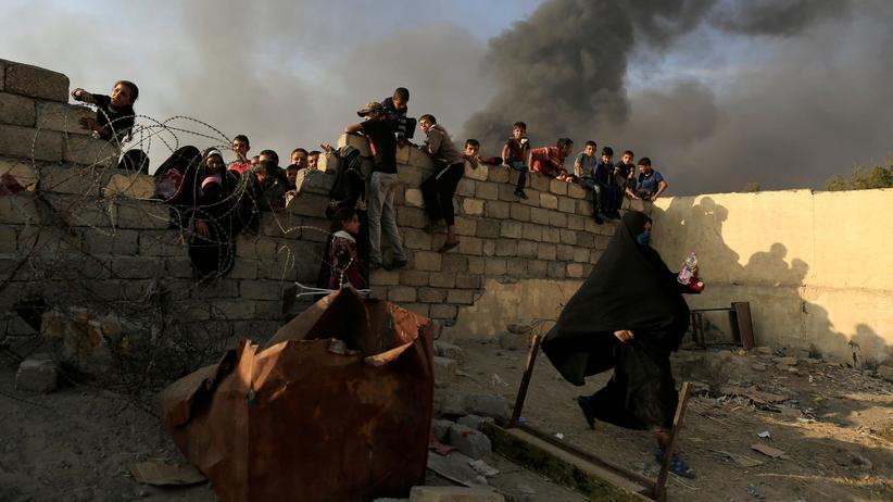 irak, mossul, islamischer, staat
