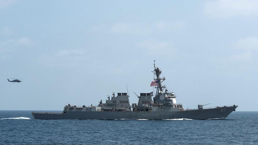 Jemen: Vor der Küste Jemens wurden innerhalb weniger Tage mehrfach US-Kriegsschiffe beschossen. (Archivbild)