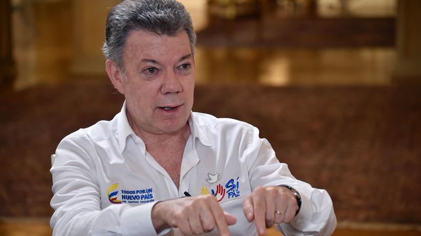Kolumbien: Santos verschiebt Friedensverhandlungen mit ELN