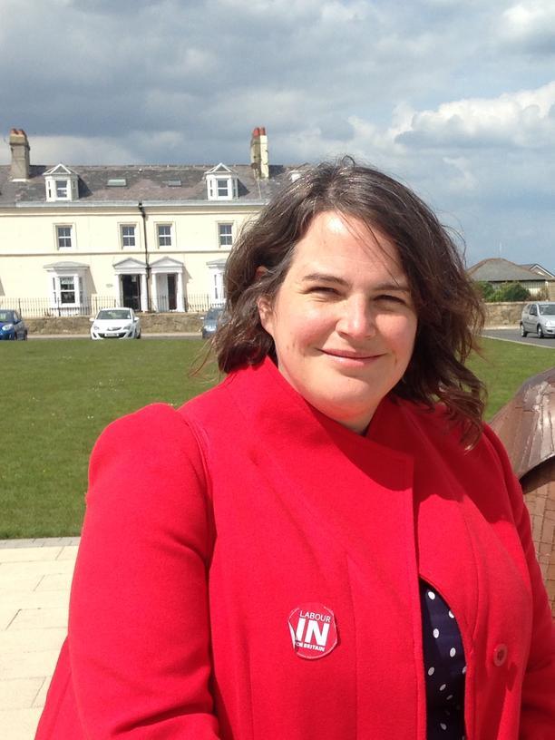 Die Labour-Abgeordnete Judith Kirton-Darling