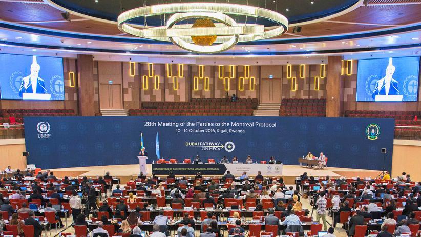 Klimawandel: Die Weltgemeinschaft tagte in Kigali