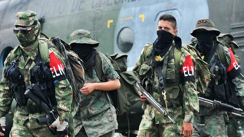 Kolumbien: Santos verhandelt auch mit ELN-Guerilla über Frieden