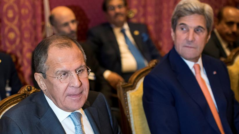 Sergej Lawrow: Syrien-Gespräche sollen fortgesetzt werden