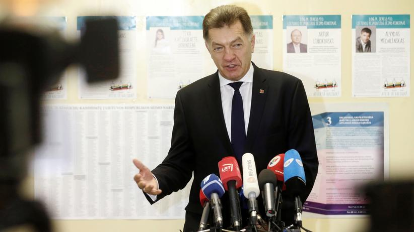 Litauen: Opposition liegt in erster Runde bei Parlamentswahlen vorn