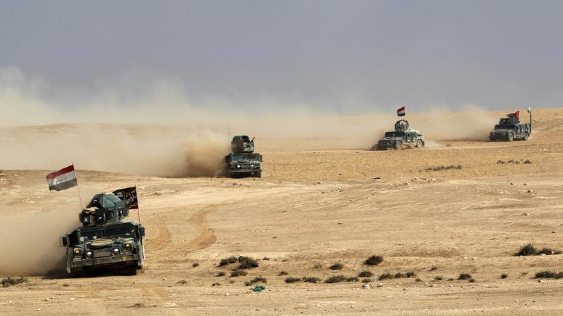 Mossul: IS tötet 232 Menschen nahe Mossul