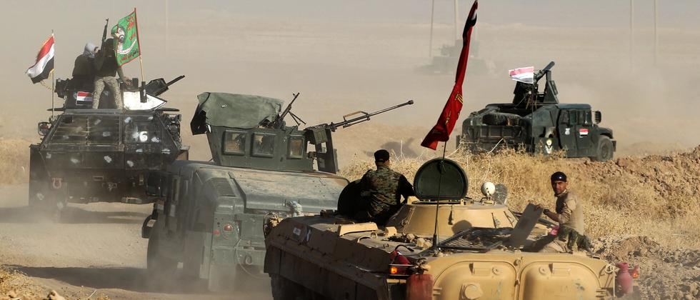 Mossul Offensive Irak