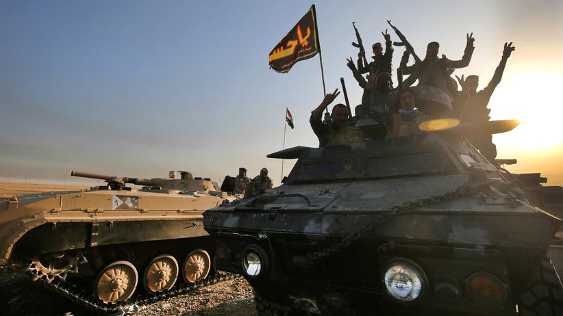 Mossul Offensive