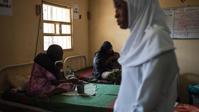 """Nigeria: """"Die Krise ist gewaltig"""""""