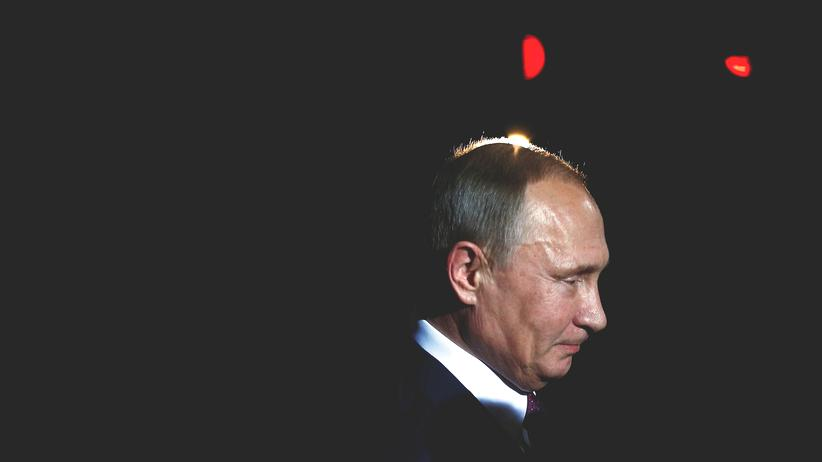 Putin USA Wahlkampf