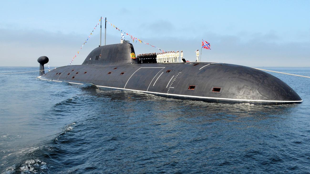 Aufrüstung: Russland testet Interkontinentalraketen | ZEIT