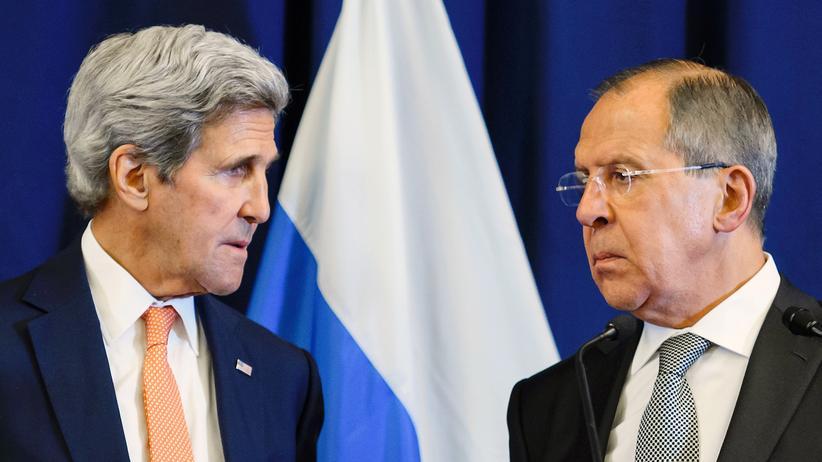 Syrien-Krieg: Russland kündigt neue Syrien-Gespräche mit USA an