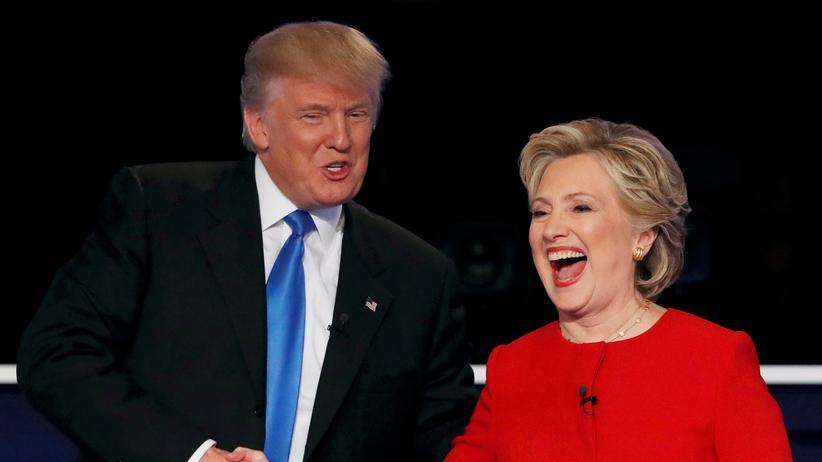 US-Wahl: Clinton baut ihren Vorsprung aus