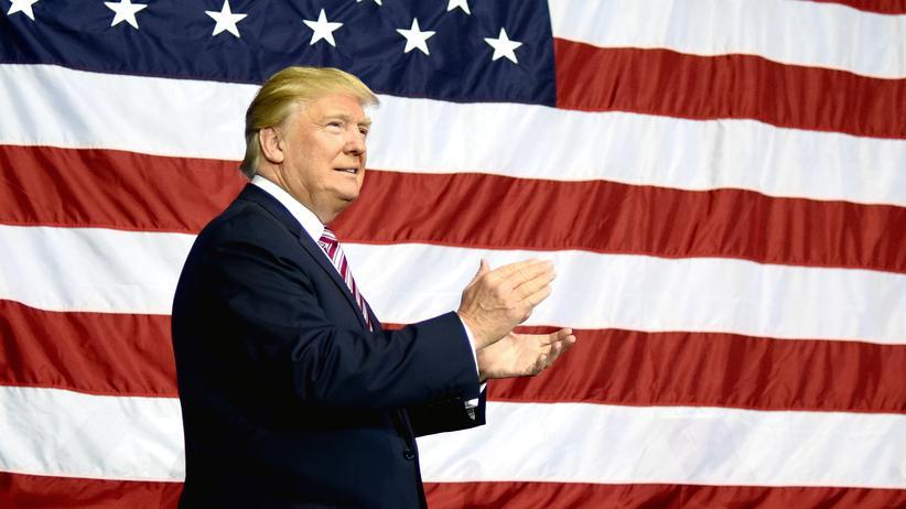 US-Wahl: Trump stellt 100-Tage-Programm vor