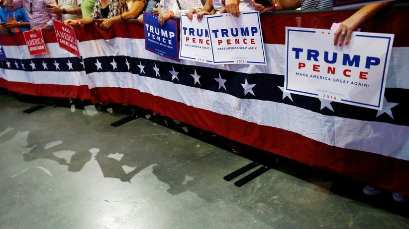 Wahlkampf in den USA: Warum stehen immer noch so viele Amerikaner hinter Donald Trump – trotz dessen bestens dokumentierter Ausfälle?