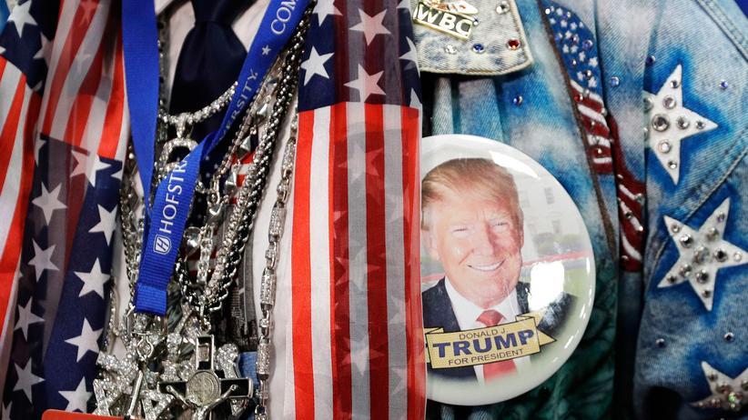 US-Präsidentschaftswahl: Trumps Ich-Partei
