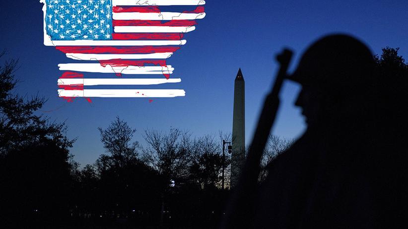 US-Veteranen : Erst das Land, dann die Politik