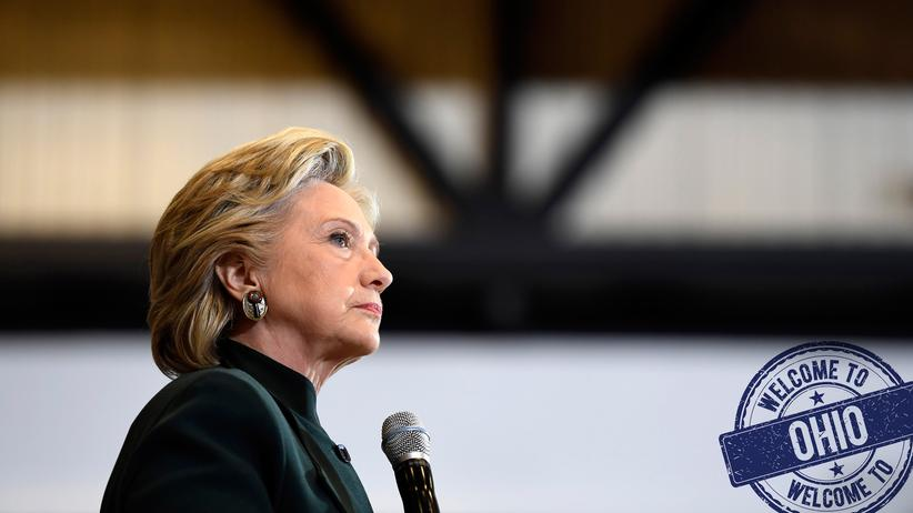 US-Wahl: Überleg, wen du am meisten hasst