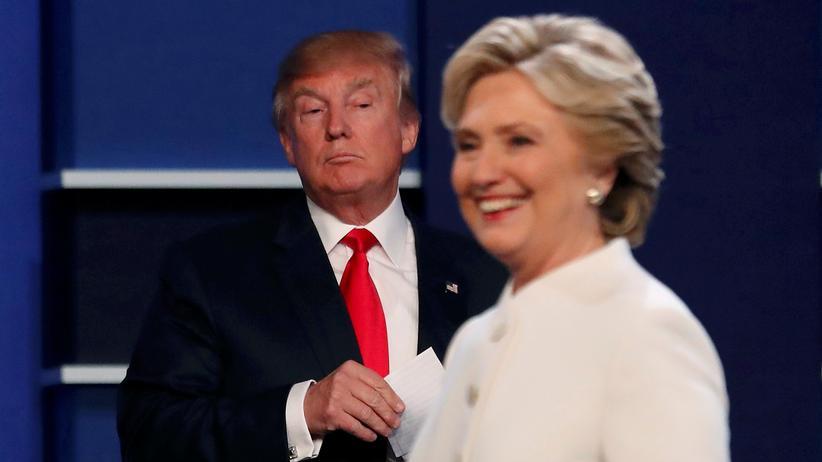 """Betrugsvorwurf: """"Rigged"""" wurde in diesem Wahlkampf zu einem Lieblingswort Donald Trumps – """"manipuliert""""."""