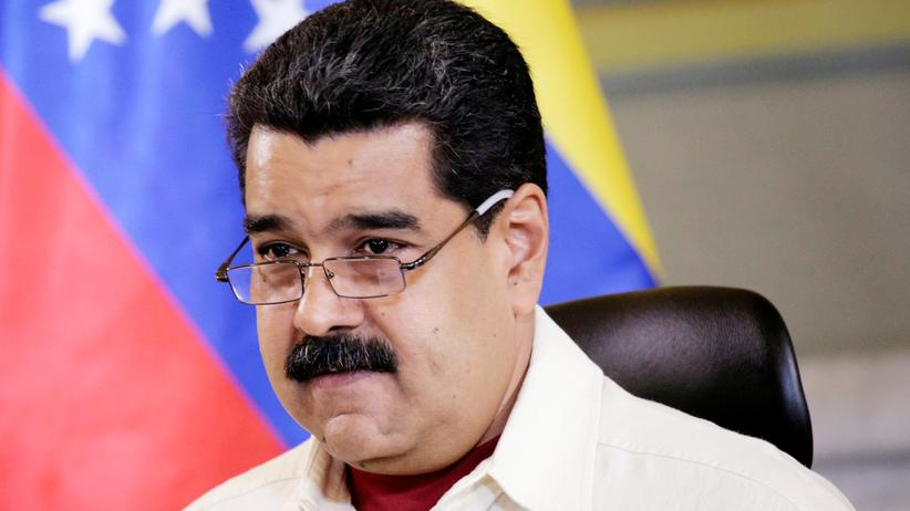 Nicolás Maduro: Venezuelas Präsident Nicolás Maduro
