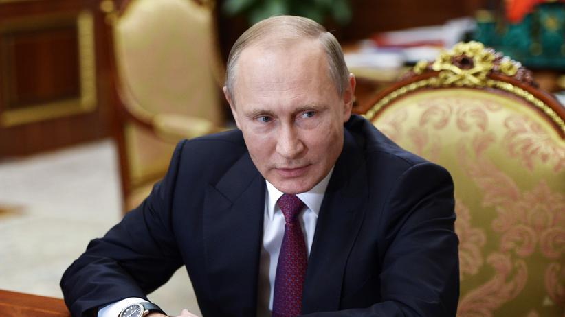 Russland: Russlands Präsident Wladimir Putin