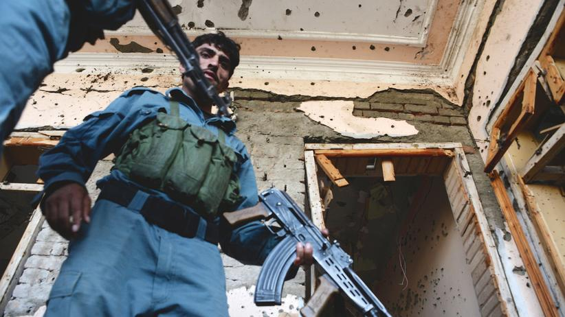 Afghanistan Sicherheit Sicherheitslage