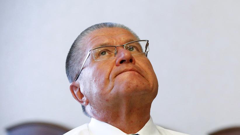 Alexei Uljukajew Wirtschaftsminister Russland Korruption