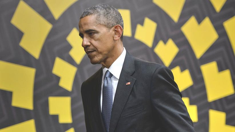 Apec-Gipfel: Der scheidende US-Präsident Barack Obama beim Apec-Gipfel in Lima