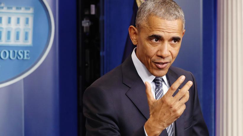 Donald Trump: Obama macht europäischen Nato-Staaten Hoffnung