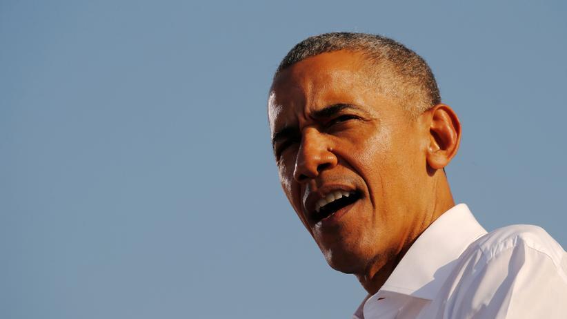 """Barack Obama: """"Das Schicksal der Welt steht am Abgrund"""""""