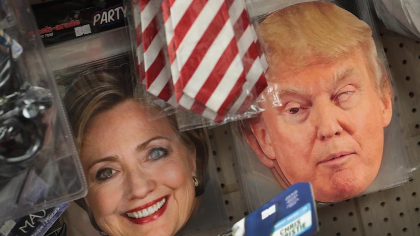 US-Wahl: Duell der Unbeliebten