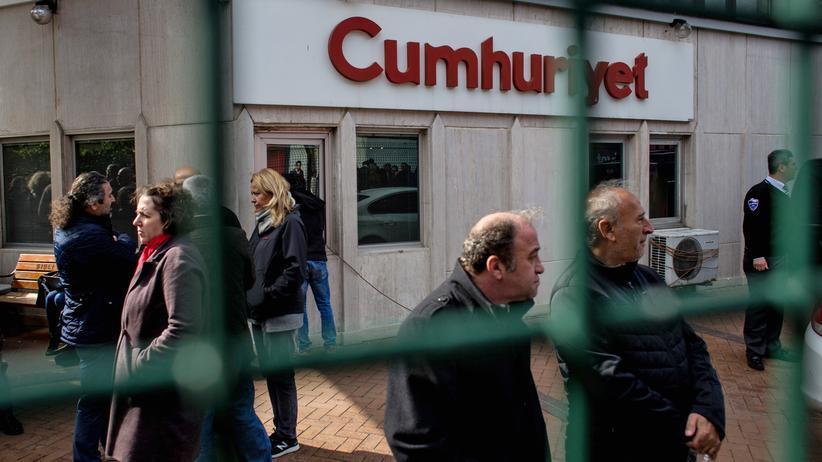 """""""Cumhuriyet"""": Anschreiben gegen die Repression"""