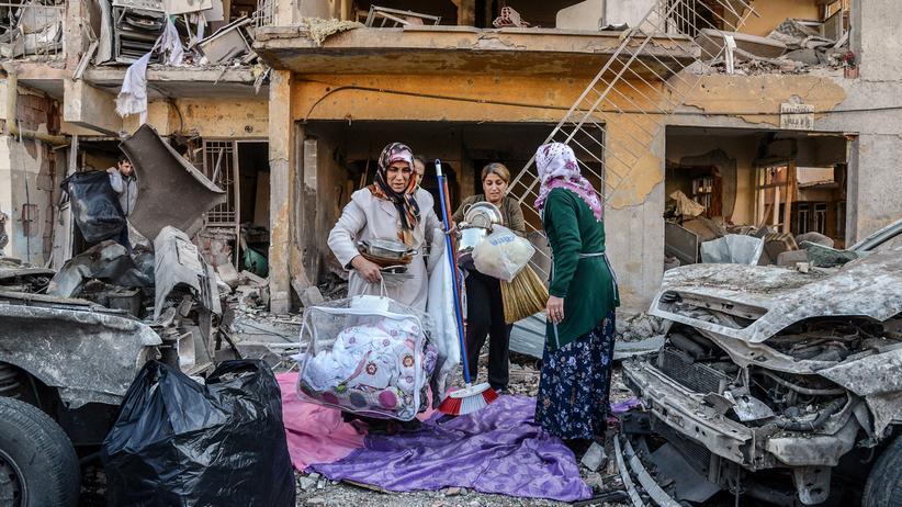 Diyarbakır: PKK-Splittergruppe bekennt sich nach IS auch zu Attentat