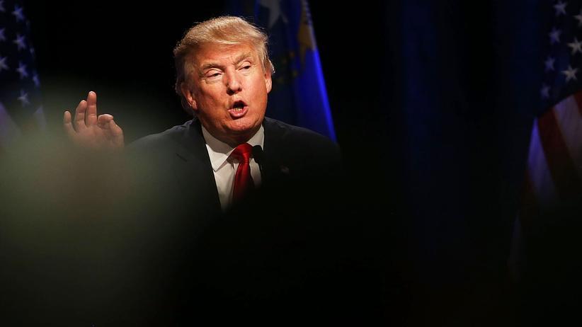 Donald Trump fühlte sich bei der Wahl benachteiligt.