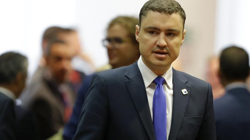 Estland: Der bisherige Ministerpräsident Taavi Rõivas von der Reformpartei