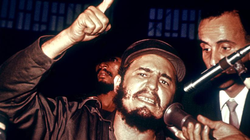 Fidel Castro: Bilder eines Charismatikers
