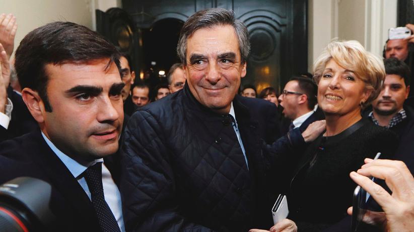 François Fillon Frankreich