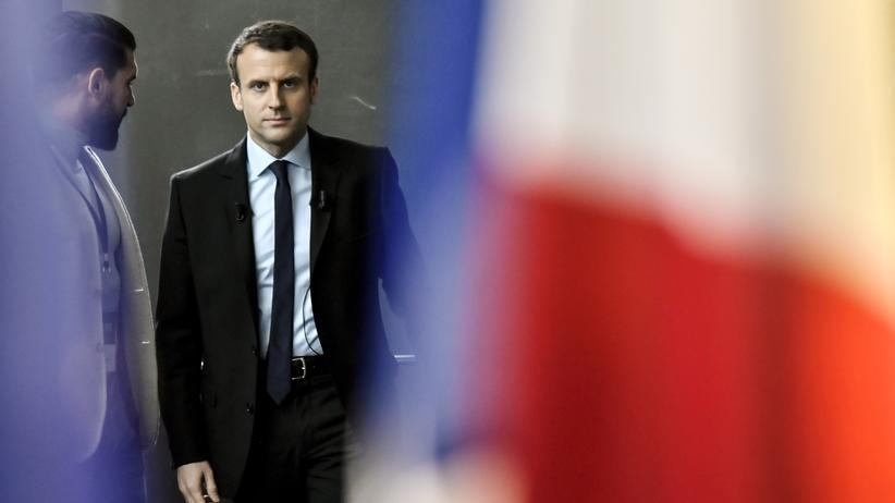 Frankreich: Emmanuel Macron, der ehemalige französische Wirtschaftsminister, will Präsident werden.
