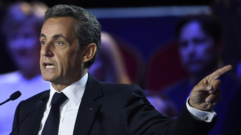 Nicolas Sarkozy musste sich gegen Angriffe seiner Konkurrenten wehren.