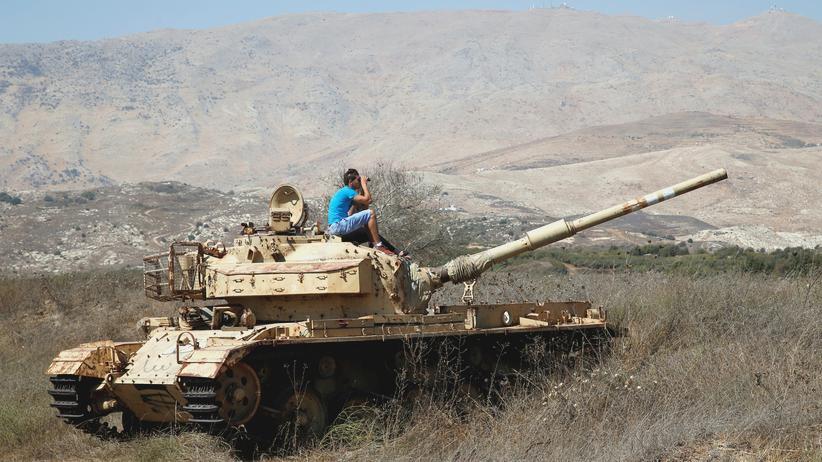 Golanhöhen Israel