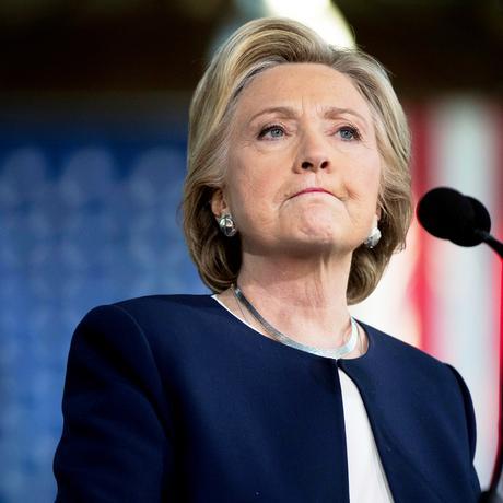 Hillary Clinton: Die Verliererin