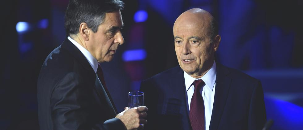 Juppé Fillon