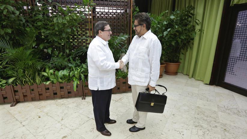 Kolumbien: Neues Friedensabkommen vereinbart
