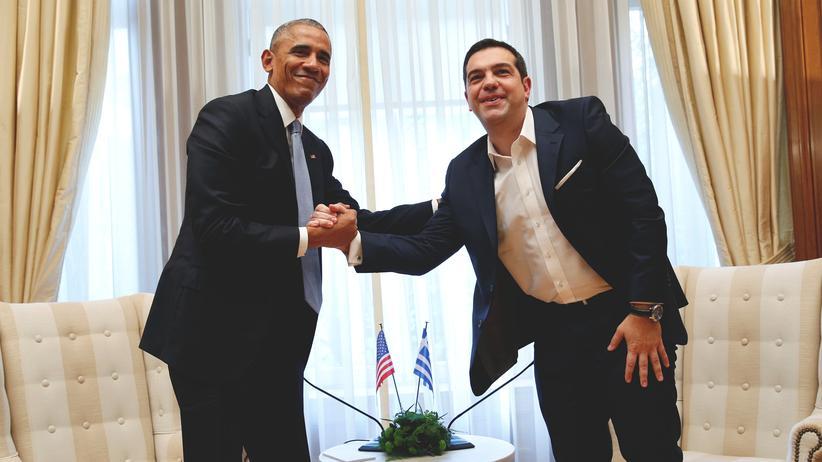 Obama Griechenland Abschiedsreise