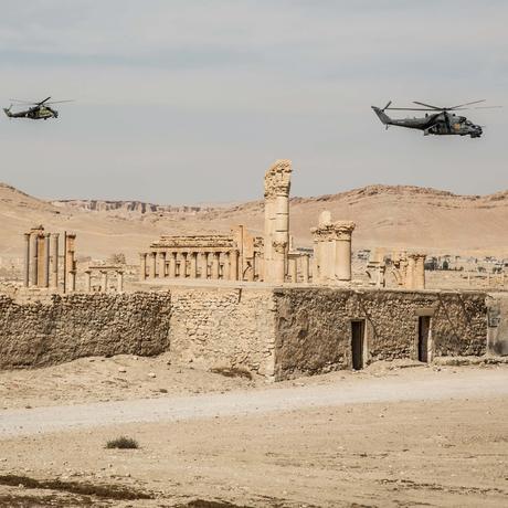 Palmyra: Im Reich Assads