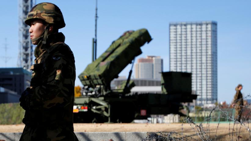 Aufrüstung: Japan erwägt zusätzlichen Raketenschirm