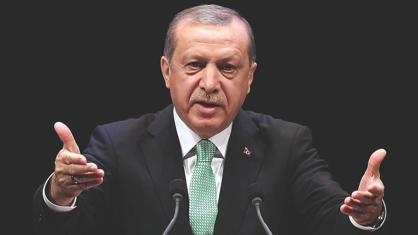 Recep Tayyip Erdogan Nato
