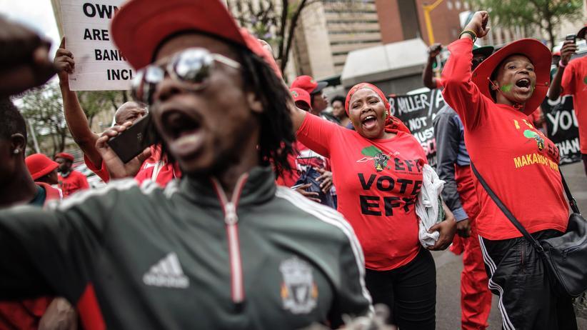 Südafrika: Ermittlungen gegen Präsident Zuma wegen Korruption gefordert