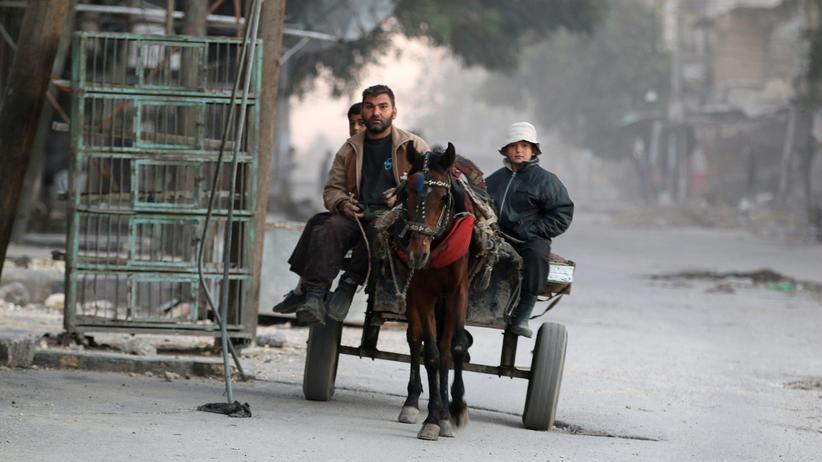 Aleppo: Rebellengebiete können nicht evakuiert werden
