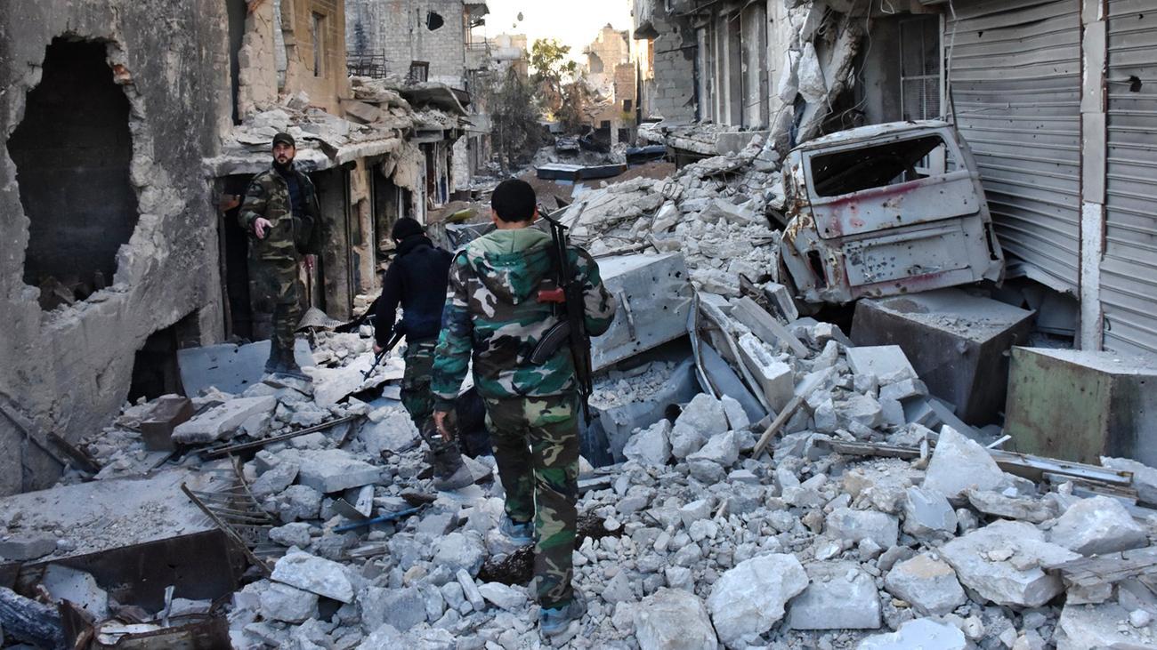 Partnervermittlung syrien