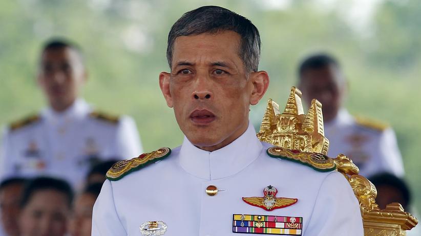 thronfolge, thailand, maha, vajiralongkorn